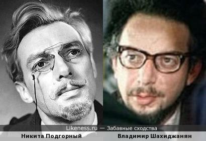 Владимир Шахиджанян напомнил Никиту Подгорного