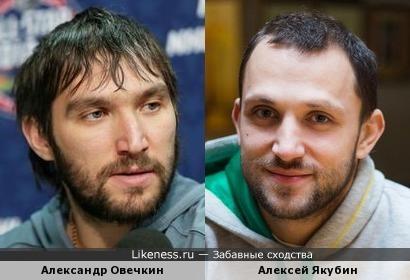 Политолог Алексей Якубин напомнил хоккеиста Александра Овечкина