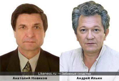 Рязанский математик Анатолий Новиков напомнил Андрея Ильина