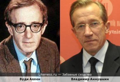 Филолог Владимир Аннушкин напомнил Вуди Аллена