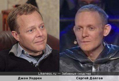 """Сергей Долгов из """"Своей игры"""