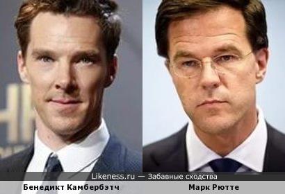Нидерландский премьер напомнил британского актера