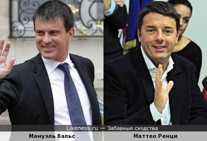 Премьер-министры Франции и Италии: надолго ли хватит улыбок?