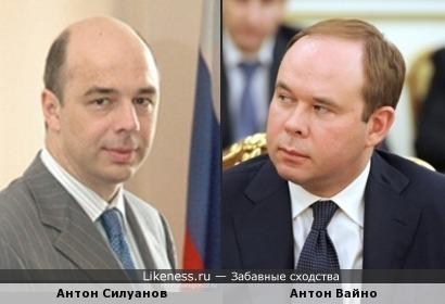В сегодняшней России гегемоны - курносые плешивые Антоны :-)