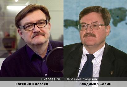 Военный эксперт Владимир Козин напомнил Евгения Киселёва
