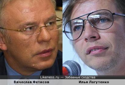 Илья Лагутенко с годами стал напоминать Вячеслава Фетисова