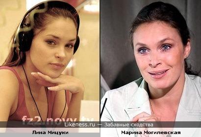 Фабрикантка Лина Мицуки очень похожа на Марину Могилевскую