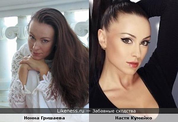 Новая солистка группы Nikita похожа на Нонну Гришаеву