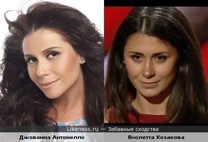 "Участница шоу ""X фактор"" напомнила Джованну Антонелли"