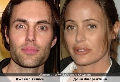 Брат Джоли и Доня Фиорентино
