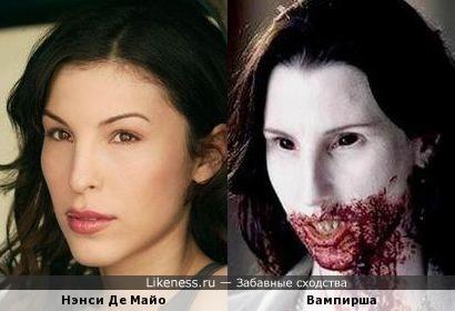 Дневной и ночной макияж