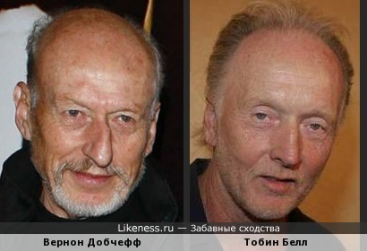 Вернон Добчефф /Тобин Белл