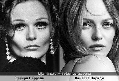 Валери Перрайн/ Ванесса Паради