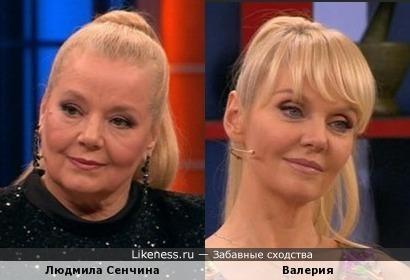 """Людмила Сенчина в программе """"Наедине со всеми"""