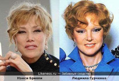 Новая Миссис Робинсон и наша Людмила Гурченко