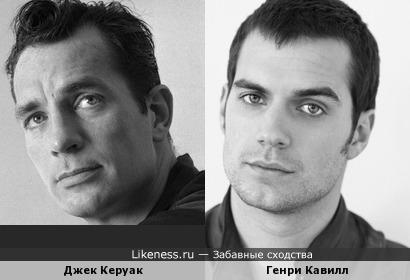 Джек Керуак и Генри Кавилл