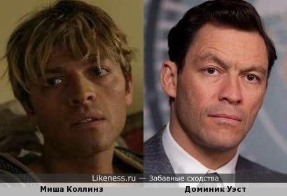 """Миша Коллинз в фильме """"Карла"""
