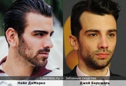 Найл ДиМарко и Джей Барушель