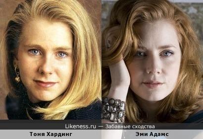 Жаль, что в кино фигуристку Тоню Хардинг будет играть Марго Робби, а не Эми Адамс