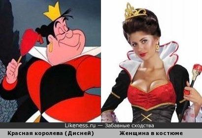 Красные королевы