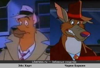 """Эйс Харт из м/с """"Город собак"""