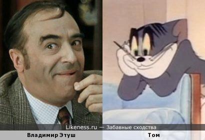 """Том с необычным шармом из м/с """"Том и Джерри"""