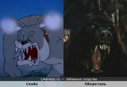 """Спайк из м/с """"Том и Джерри"""