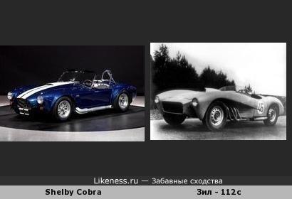 """Автомобили """"Шелби Кобра"""
