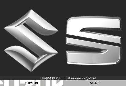 suzuki и seat