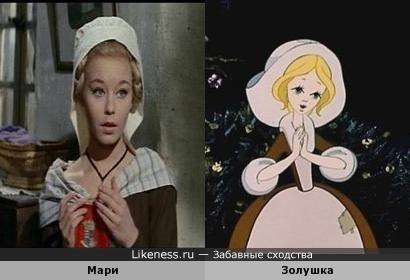 "Героиня ""Парижских тайн"