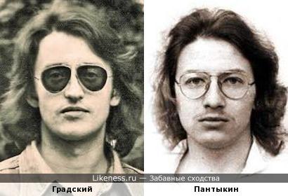 Два очкастых Александра)