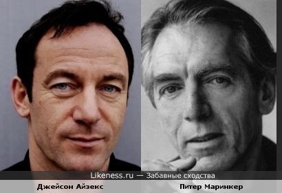 Джейсон Айзекс и Питер Маринкер