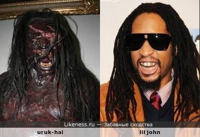 uruk-hai похож на lil john'a