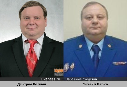 КВНщик Дмитрий Колчин и основатель Системы рукопашного боя Михаил Рябко