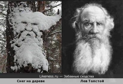 Неожиданная реинкарнация Льва Николаевича