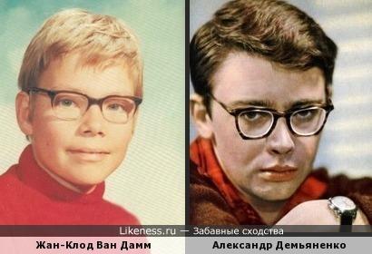 И снова Ван-Дамм и Александр Демьяненко