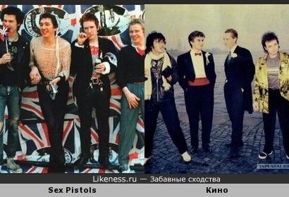 Sex Pistols - Кино
