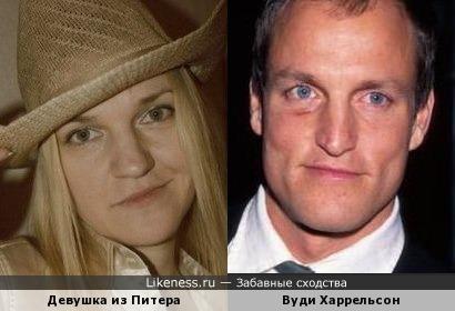 Девушка из Санкт-Петербург