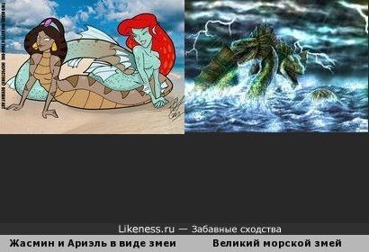 Легенды мифов и кино