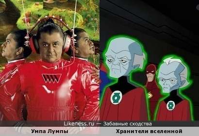 Пигмеи они и в космосе пигмеи