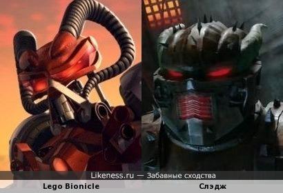 Зло из Лего поменяло имидж