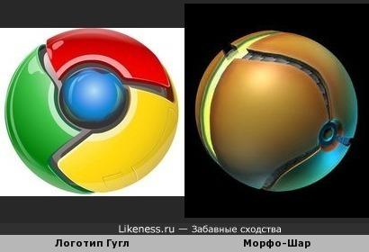 Что скрывает логотип браузера