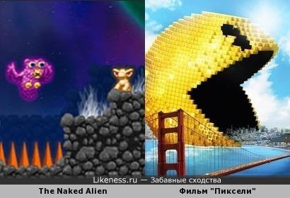 Эволюция пикселей