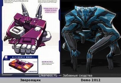 Эволюция трансформера