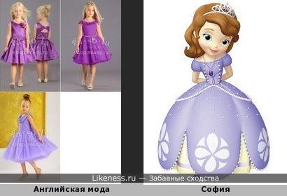 Мода Софии Прекрасной