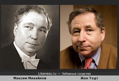 Президент FIA похож на советского баса
