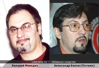 Националист Поткин похож на певца Меладзе