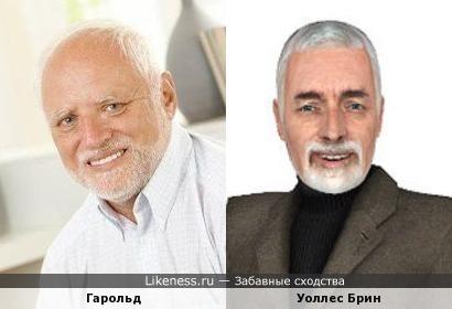 Гарольд дед и Уоллес Брин