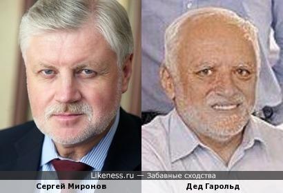 Гарольд Миронов