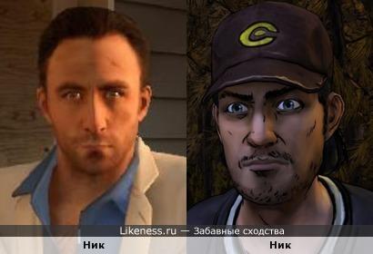 """Ник """"Left 4 Dead 2"""